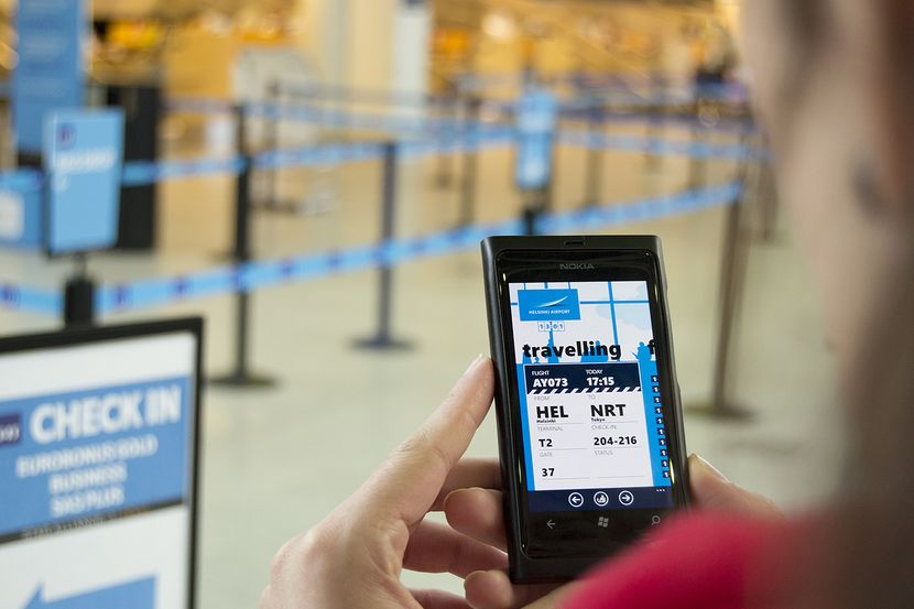 APPS GET MOST OUT OF AIRPORTS – Hotel Magazine