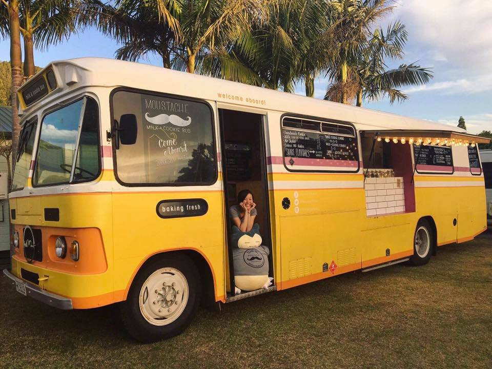 Moustache Cookie Bus Tour of Waikato
