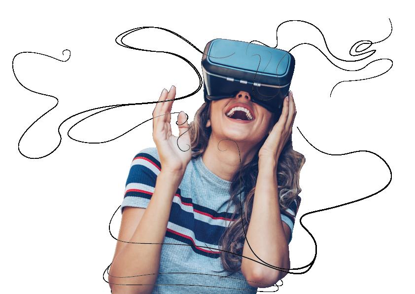 Magnify Virtual Reality