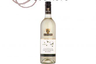 Bottle of Giesen Estate Marlborough Sauvignon Blanc 2017