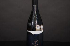 Bottle of Takapoto Wine