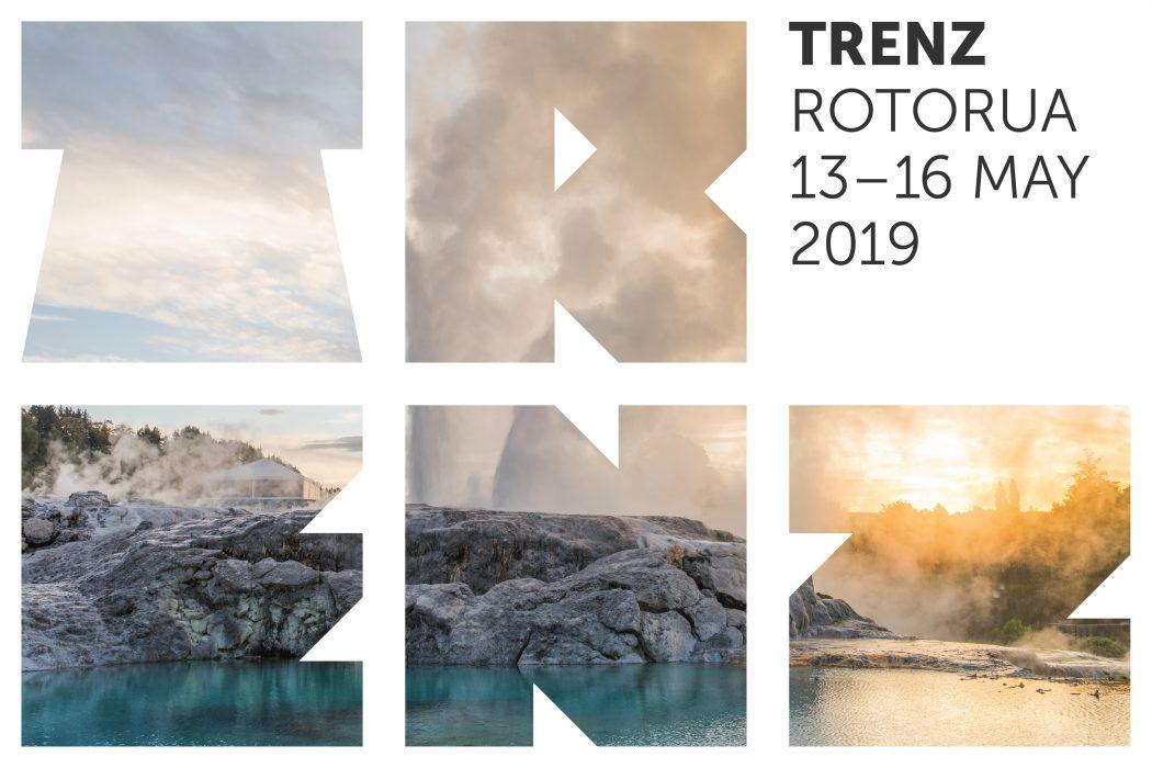 TRENZ 2019 banner.