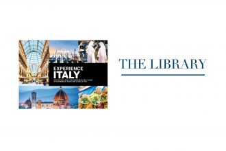 Experience Italy website banner