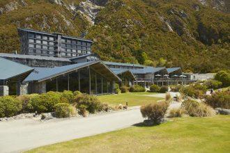 Hermitage Hotel Mt Cook
