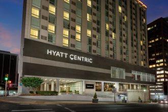 Artist's impression of the Hyatt Centric Miami.