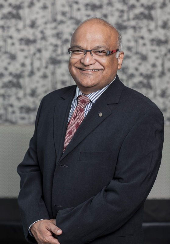 Sudima Hotels founder and CEO, Sudesh Jhunjhnuwala.
