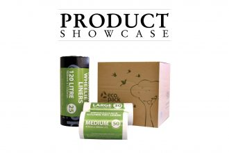 Eco-Friendly bags product showcase.