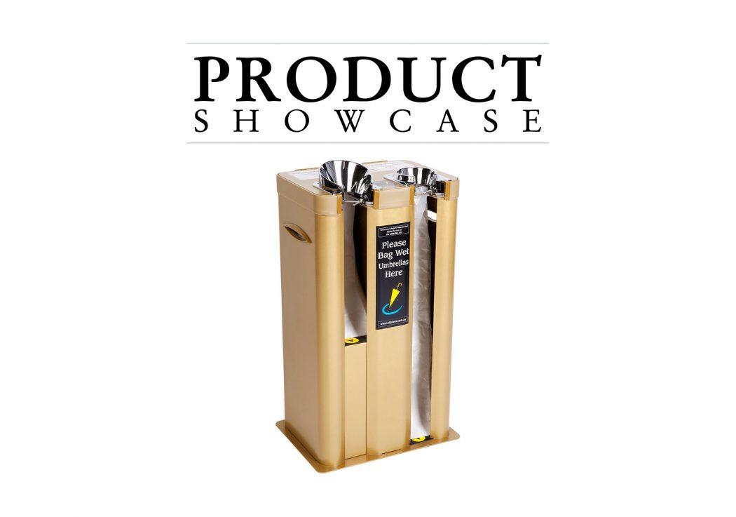 Wet Umbrella Product Showcase banner