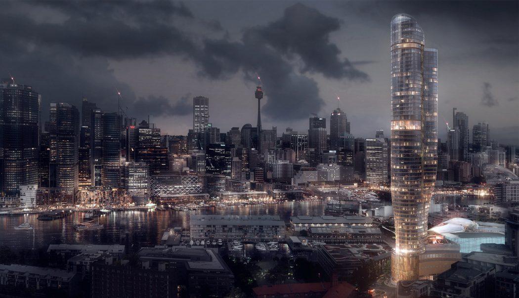 Ritz artist's impression Carlton, Sydney