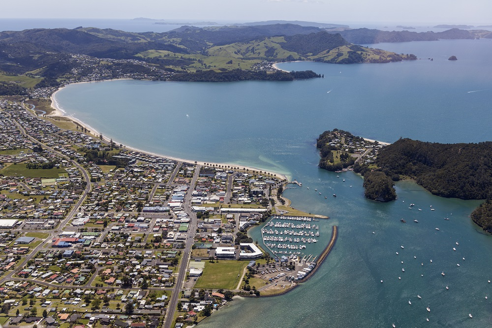 Plans are underway to build a hotel in the Whitianga Waterways.