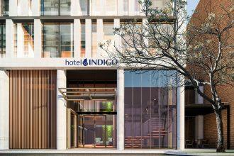Hotel Indigo Adelaide artist's render.