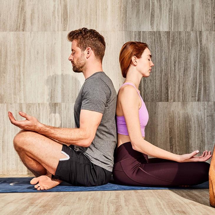 Yoga pair