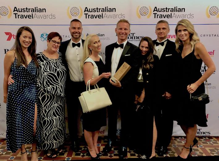 Fijian award winners.