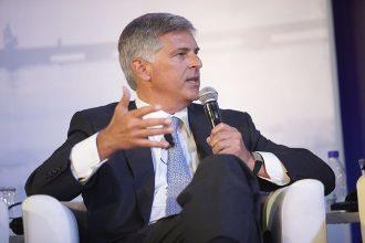 Christopher J. Nassetta, president and CEO, Hilton