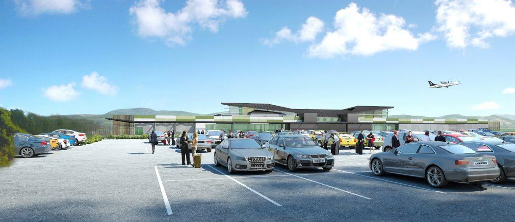 Hawke's Bay Airport Terminal