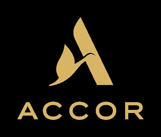 The new Accor logo.