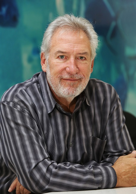 Portrait of Eugene De Villiers, Chief Executive Officer for Liberty International Australia and New Zealand.
