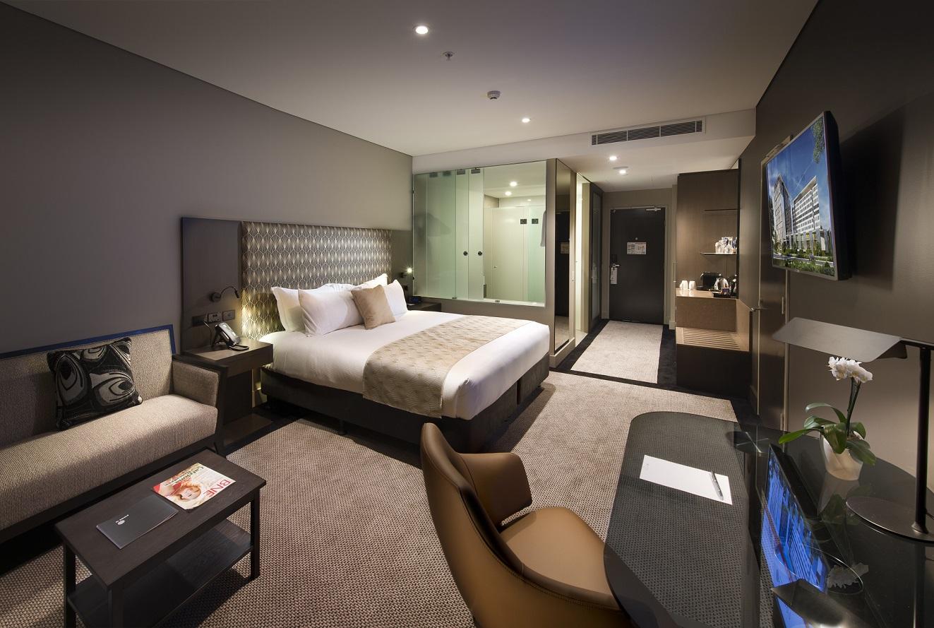 Ibis and Pullman Hotels Brisbane Airport