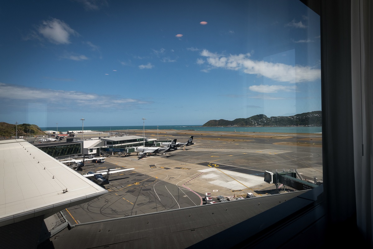 Rydges Hotel at Wellington International Airport February 07, 2019