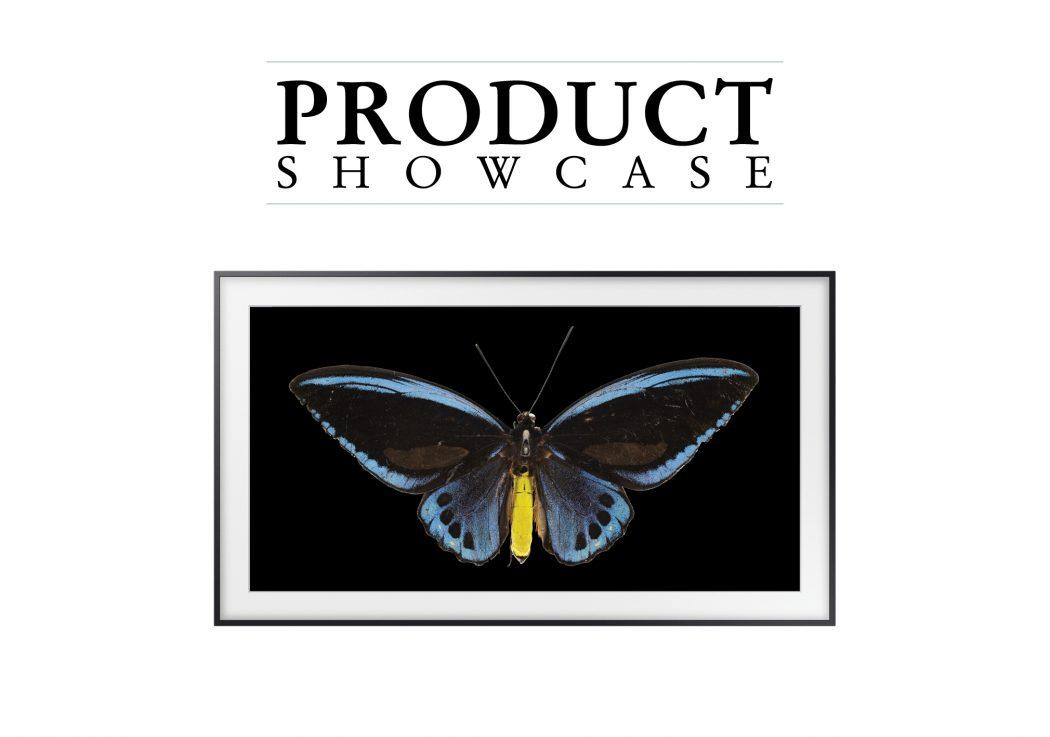 Samsung Frame Product Showcase image.