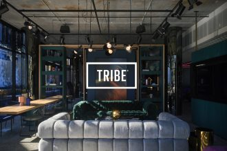 Tribe hotel.