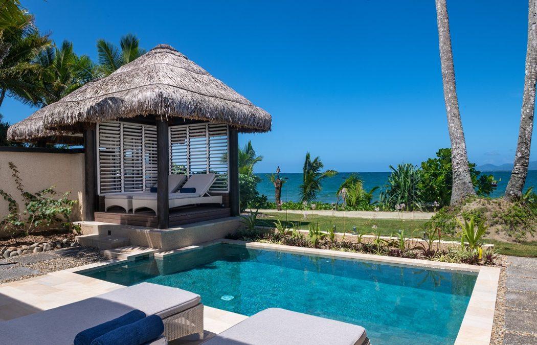 2BR Auberge Beachfront villa Pool _ Bure-low