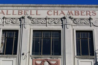 Allbell Chambers historic building