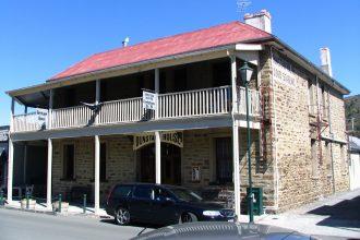 Dunstan House exterior.