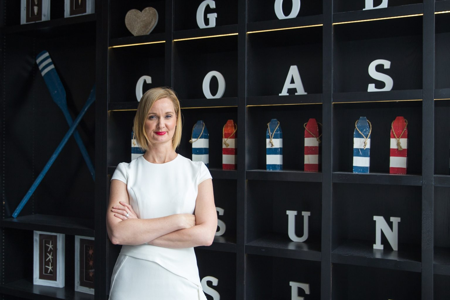 Fiona Pryde, general manager, Hilton Surfers Paradise.