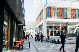 Christchurch city centre.