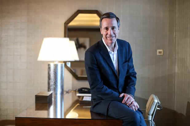 Marriott CEO