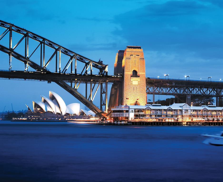 Pier One Sydney Harbour Hotel.