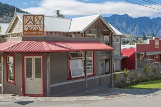 The Dairy Queenstown Private Luxury Hotel.