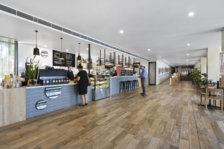 Mercure Bendigo Schaller_cafe