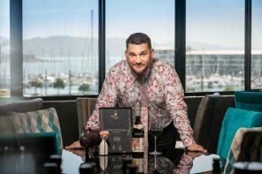 Wine Spectator Award for QT Wellington's Hippopotamus