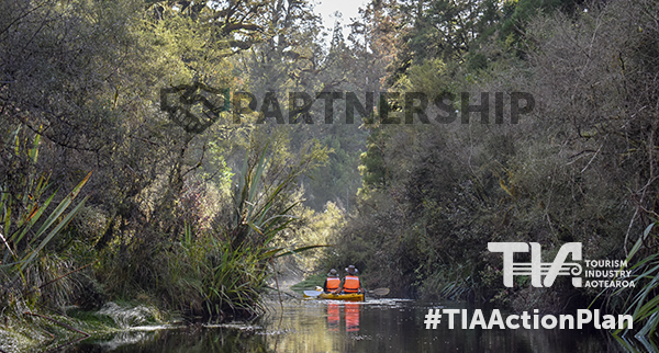 TIA partnership tourism