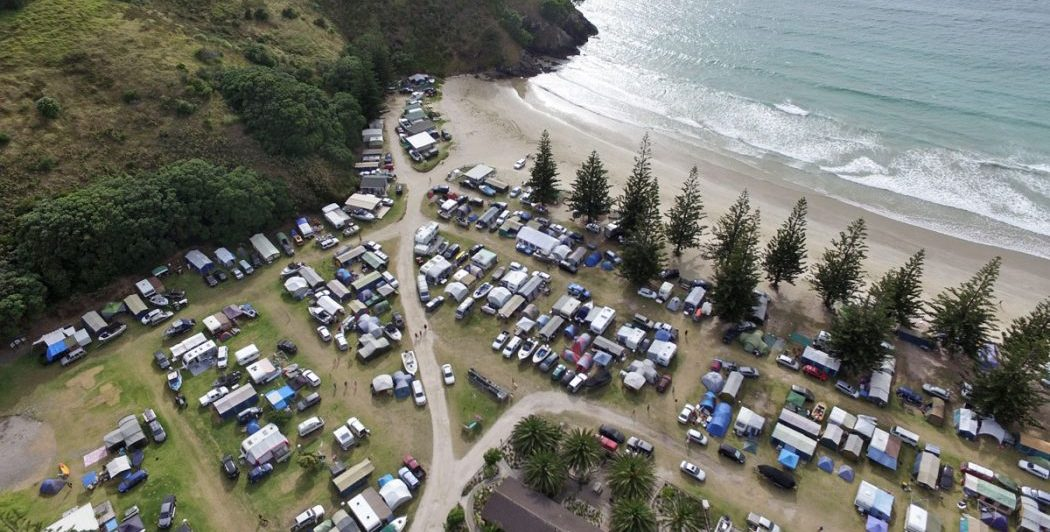 holiday parks booking up for peak times