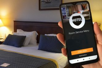 app for room service