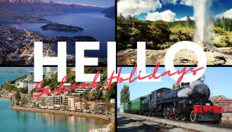 school holidays New Zealand