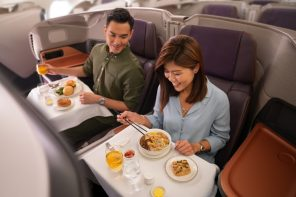 Seats For Grounded Aeroplane Restaurant Go Flying