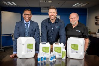 new range of sanitisers hit nz market