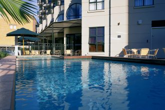 parkside hotel swimming pool