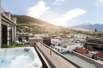 sofitel queenstown wins award