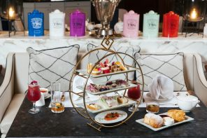 High Tea By Cordis With TWG At The Chandelier Lounge