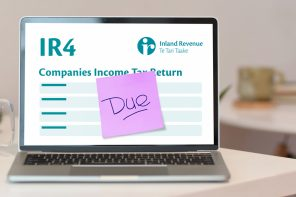 Completing Your Company's Tax Return
