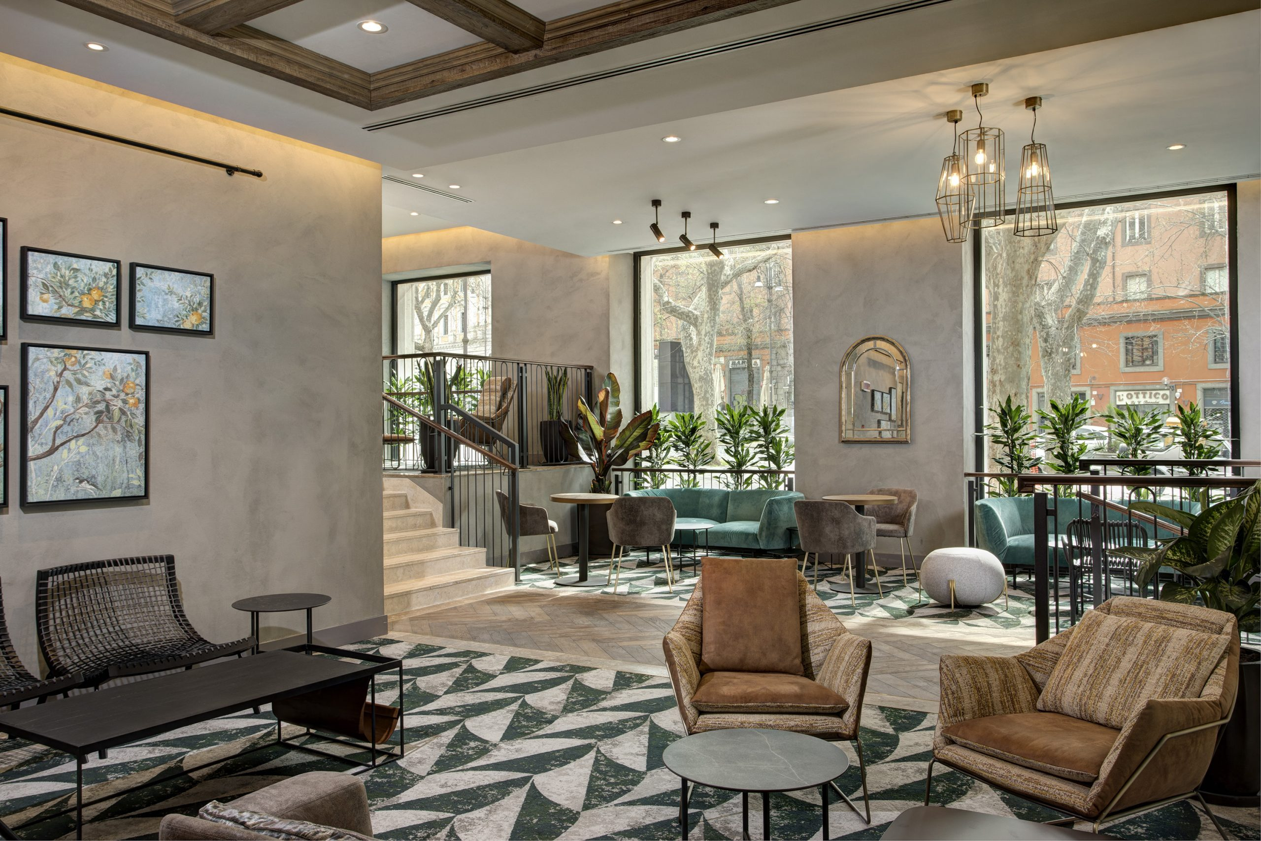 Hotel Plublic Spaces - D-1505