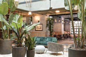 Hotel Design Feature: DoubleTree by Hilton Rome Monti Hotel