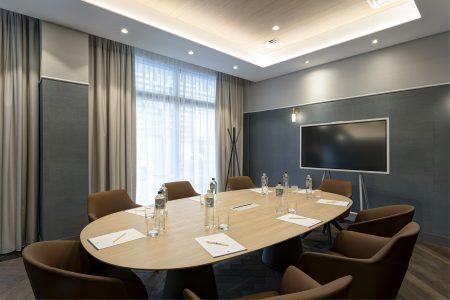 Hotel meeting room design