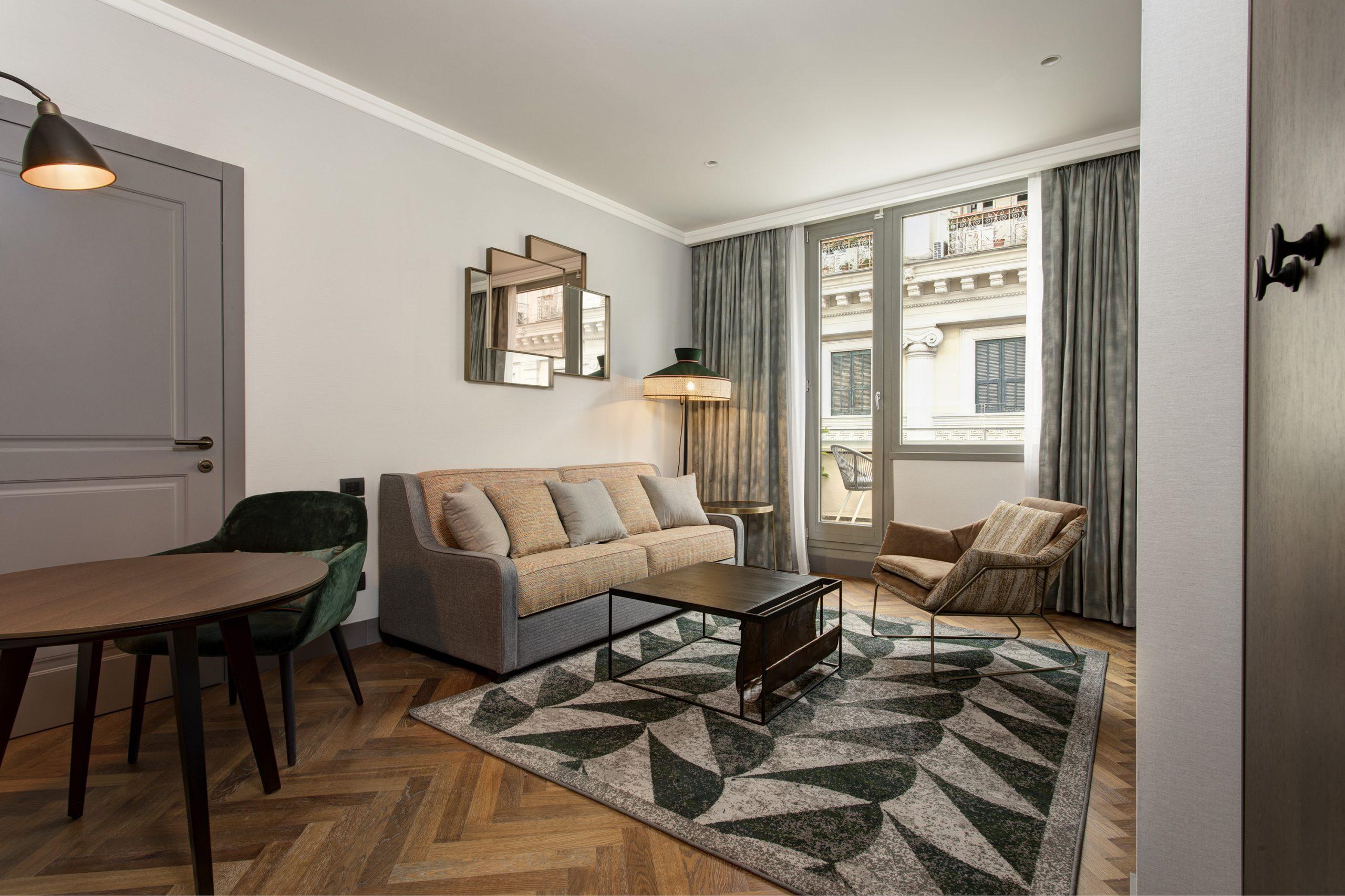 Rooms - One Bedroom Suite - D-1653