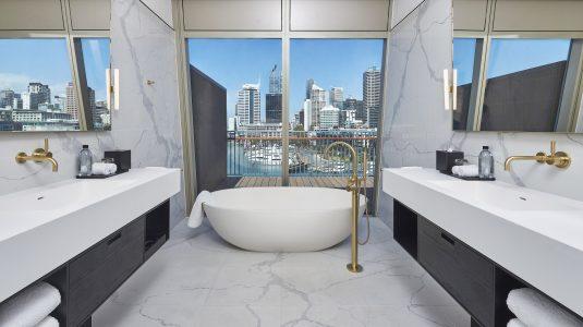 Park Hyatt Bathroom